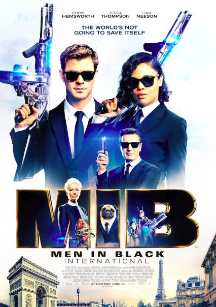 Men in Black International